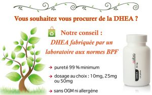 Gélules de DHEA